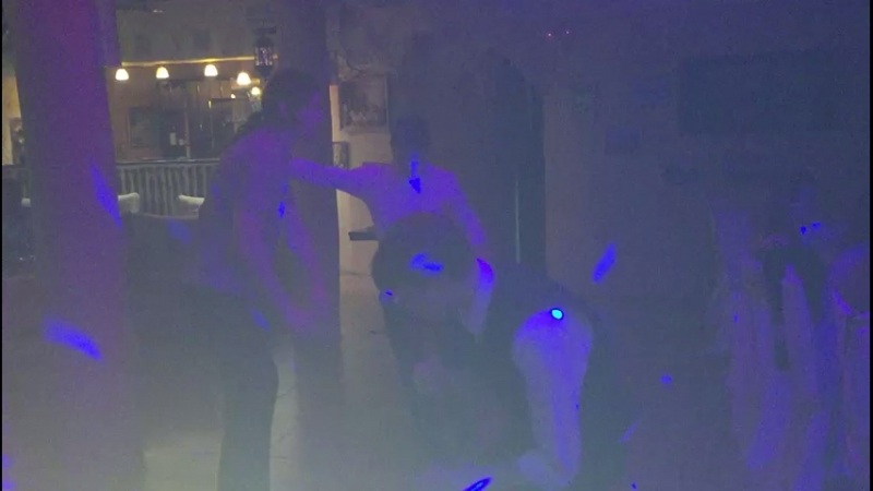 Космический танец от выпускников 11А (крутыши!)