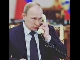 Пожелание спок.ночи от Путина