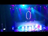 VK180617 MONSTA X fancam - From Zero @ The 2nd World Tour The Connect in London