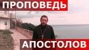 Проповедь апостолов. Священник Игорь Сильченков