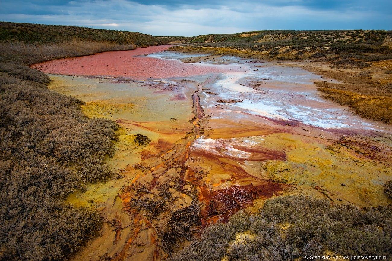 Фототур на соляные озера Эльтон и Баскунчак