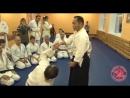 Ando Tsuneo 8 dan Yoshinkan Aikido