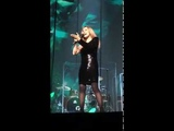 Lara Fabian camouflage world tour requiem pour un fou live in Brussels
