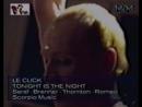 Le Click-Tonight Is Tonight
