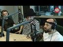 Dan Balan Live la Kiss FM Razi cu Rusu si Andrei