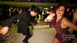 Umberto Nocita &amp Sara Milan - Salsa social dancing 4th World Stars Salsa Festival