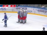 Голы матча Динамо (Москва) - Автомобилист