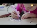 3D ручка 3Dali - Видео-инструкция