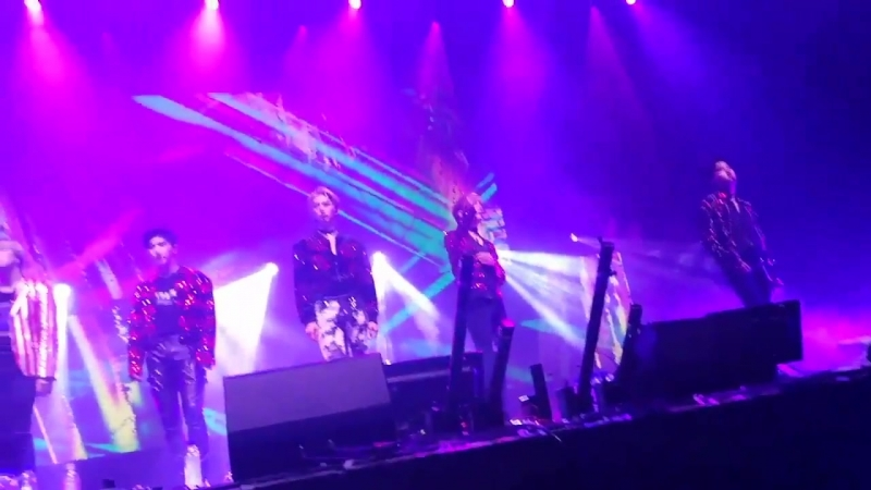 [VK][180620] MONSTA X fancam - Lost in the Dream @ THE 2nd WORLD TOUR 'THE CONNECT' in Amsterdam