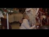 Кохомский Дед Мороз в гостях на празднике у компании