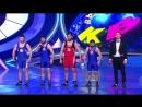 Борцы - Музыкальный фристайл (КВН Высшая лига 2018. Третья 18 финала)