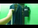 #отПАРивание #пиджака для #жениха