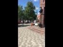 Москву, ха-ха, хо-хо