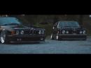 Wörthersee Short Cut BMW Classic Trio e24 e21 e24 | Perfect Stance