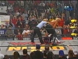 WM Халк Хоган против Брета Харта против Стинга - WCW Nitro 28.09.1998