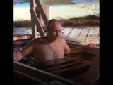 Путин не знает, как крестятся православные