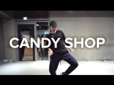1Million dance studio Candy Shop - 50 Cent (ft. Olivia) / Jiyoung Youn Choreography