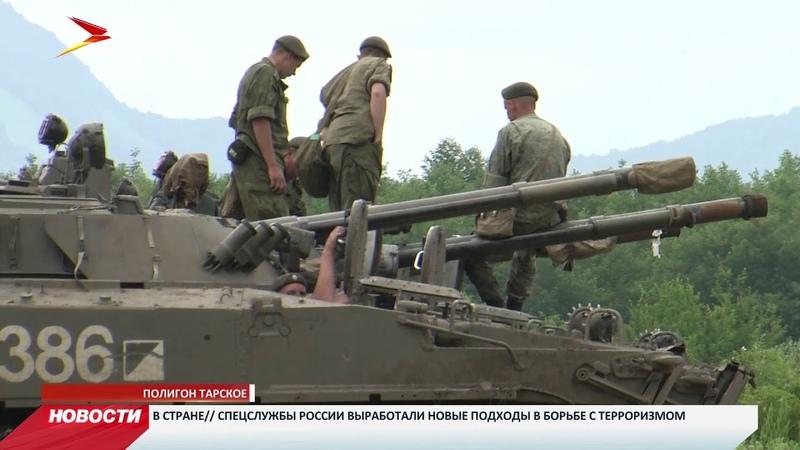 Военнослужащие 19-й ОМсБР осваивают современную боевую технику