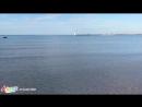 Анапа. Погода 14.11.2017 ЖАРА на море люди купаются и загорают центральный пляж
