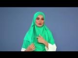 Готовый хиджаб.