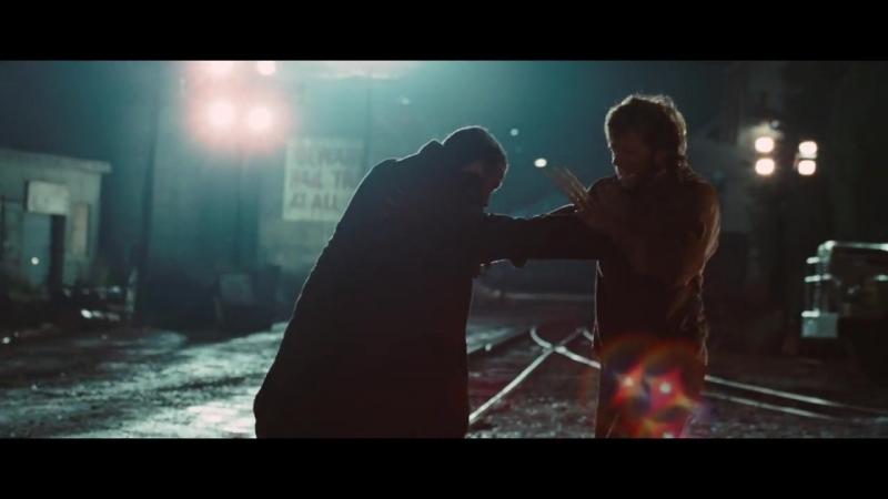 Мы не такие, как они. Логан дерётся с братом Виктором. Люди Икс_ Начало. Росомаха (2009) 4K ULTRA HD