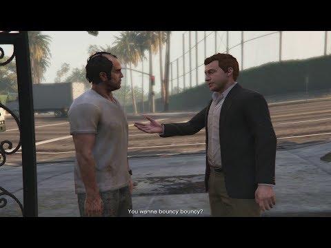 GTA V - Extra Commission (Bonus Level)