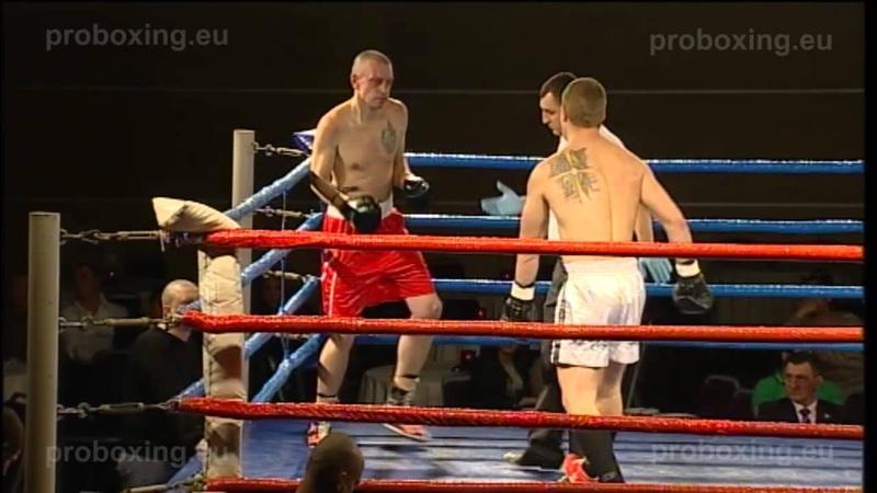 Reinis Porozovs LAT VS Andrejs Anoško LAT Magadan Fights 27 01 2014