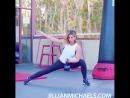 Комплекс упражнений для статической нагрузки нижней части тела от Джилиан Майклс