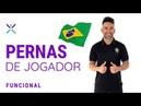 Treino de Abertura da Copa do Mundo para Pernas Torneadas Aula 4