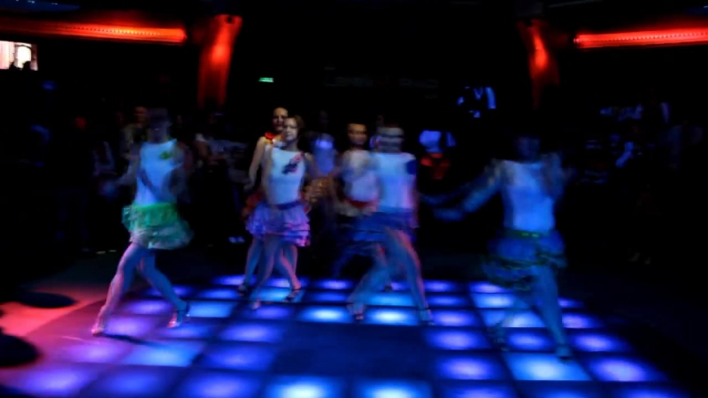 Corazon Dance Show - Aint it funny (solo latin choreo by Jane Kornienko)