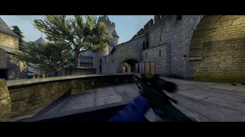 Team M33 L1GH7n1nG Ace Awp vs LYUTYE CS:GO