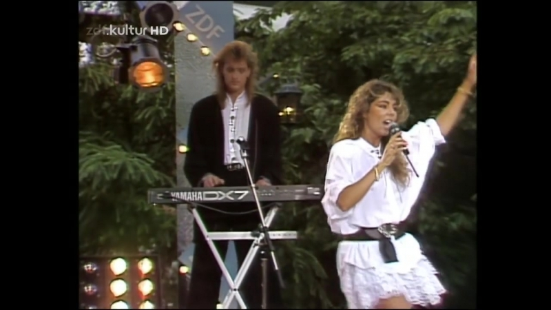 Sandra Heaven-Can Wait-Sommer Hitparade