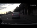 Водитель иномарки грубо подрезал смоленскую автоледи да еще и обматерил