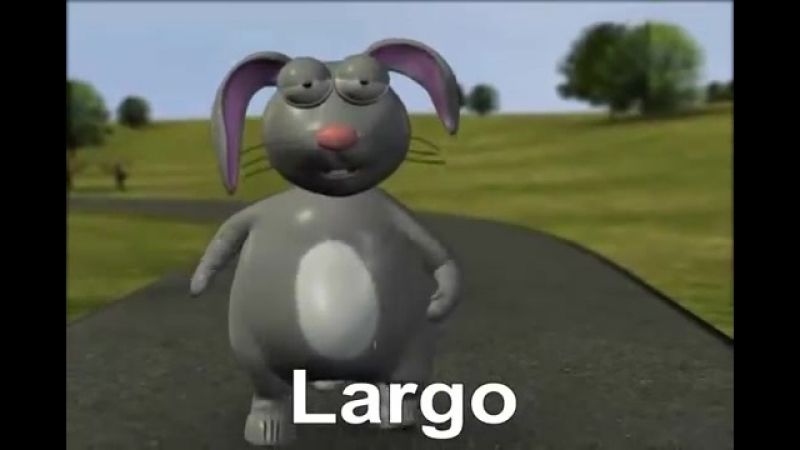 Ларго, престо