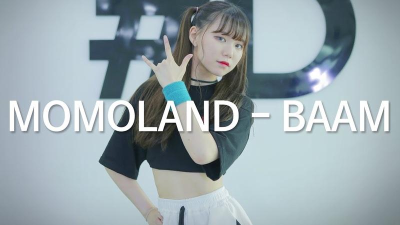 MOMOLAND (모모랜드) - BAAM (빼앰) Dance Cover (DPOP Mirror Mode)