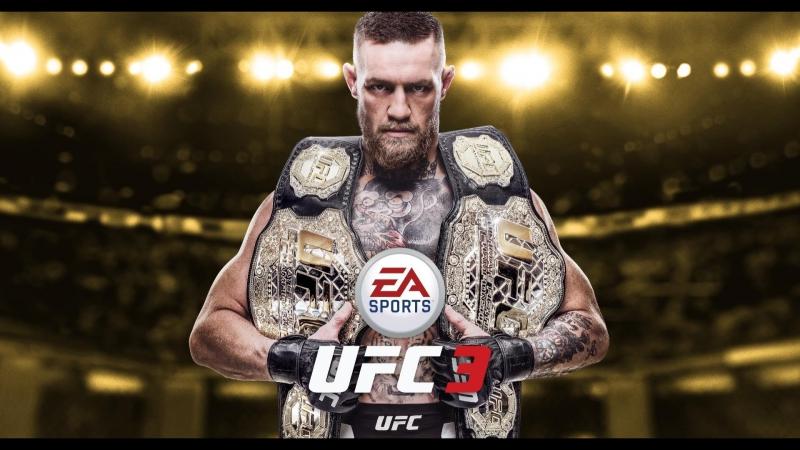 EA SPORTS UFC 3. Осталось 7 часов...(от 10-ти часовой версии)