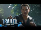 ENG | Трейлер №2:  «Мир юрского периода: Потерянное королевство»  / «Jurassic World: Fallen Kingdom», 2018 | SB18