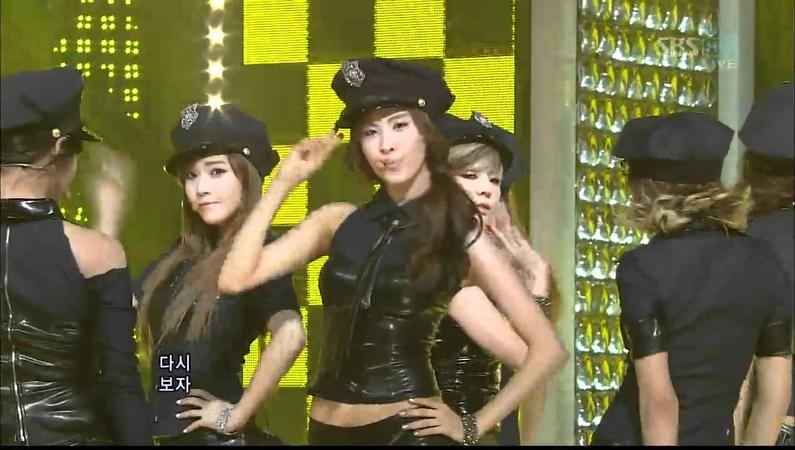 [인기가요] 소녀시대(SNSD) - Egg Song, Mr.Taxi, The Boys