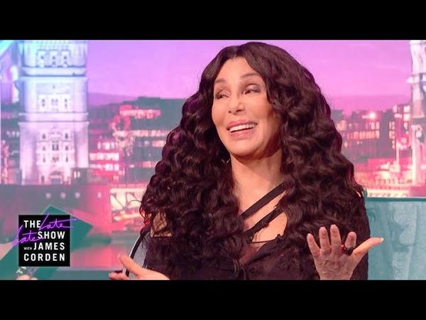 Cher Meryl Streep Once Saved a Woman In Distress LateLateLondon