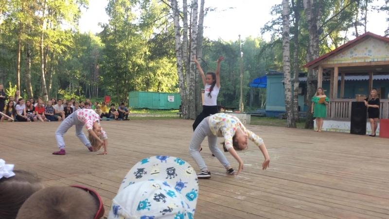 гимнастки наши