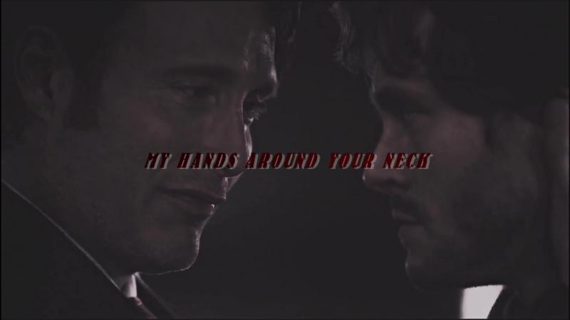 Веганам вход запрещён (Will Graham / Hannibal Lecter) - Hotter Than Hell