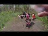 Гонка гладиаторов июнь 2017 Москва - Gladiator Race June 2017 Moscow