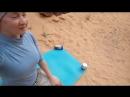 Отзыв о практике Крия йоги в пустыни Вади Рам Крия йога марафон 108 крий