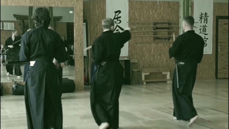 IV Открытая Всестилевая Конференция по Иайдо Niden Ryu Iaijutsu Kenjutsu смотреть онлайн без регистрации