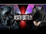 Black Panther VS Batman (Marvel VS DC) _ DEATH BATTLE