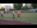Академия футбола - Легион 1-7 2-й тайм