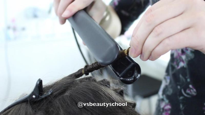 АФРО | Укладка | Vera Shevi Beauty School