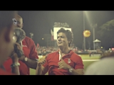 @iamsrk at our Home, Queens Park Oval - Watch him speak about the spirit with which the game is played in Trinidad Tobago - - Pl