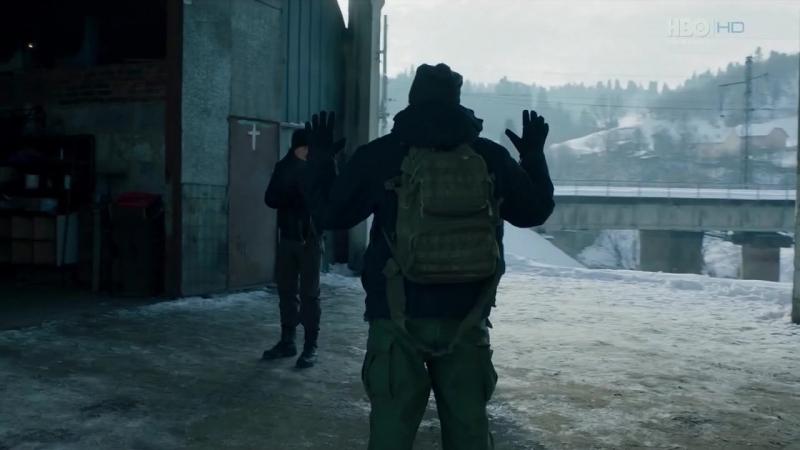 Граница Wataha S02E04 из 06 на русском