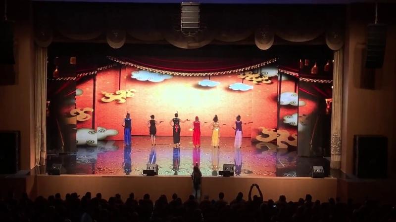 ТЦ Unidance, Отчетный концерт 02.06.18, Джалалова Изабелла, Мулен Руж